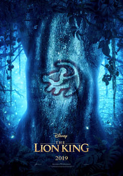 Teaser Poster Provisional de THE LION KING (2019)
