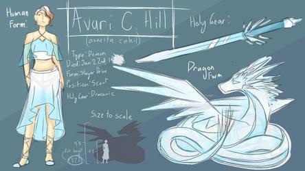 Avari C. Hill
