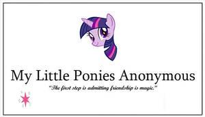 Twilight Sparkle Anonymous