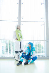 Clear and Aoba