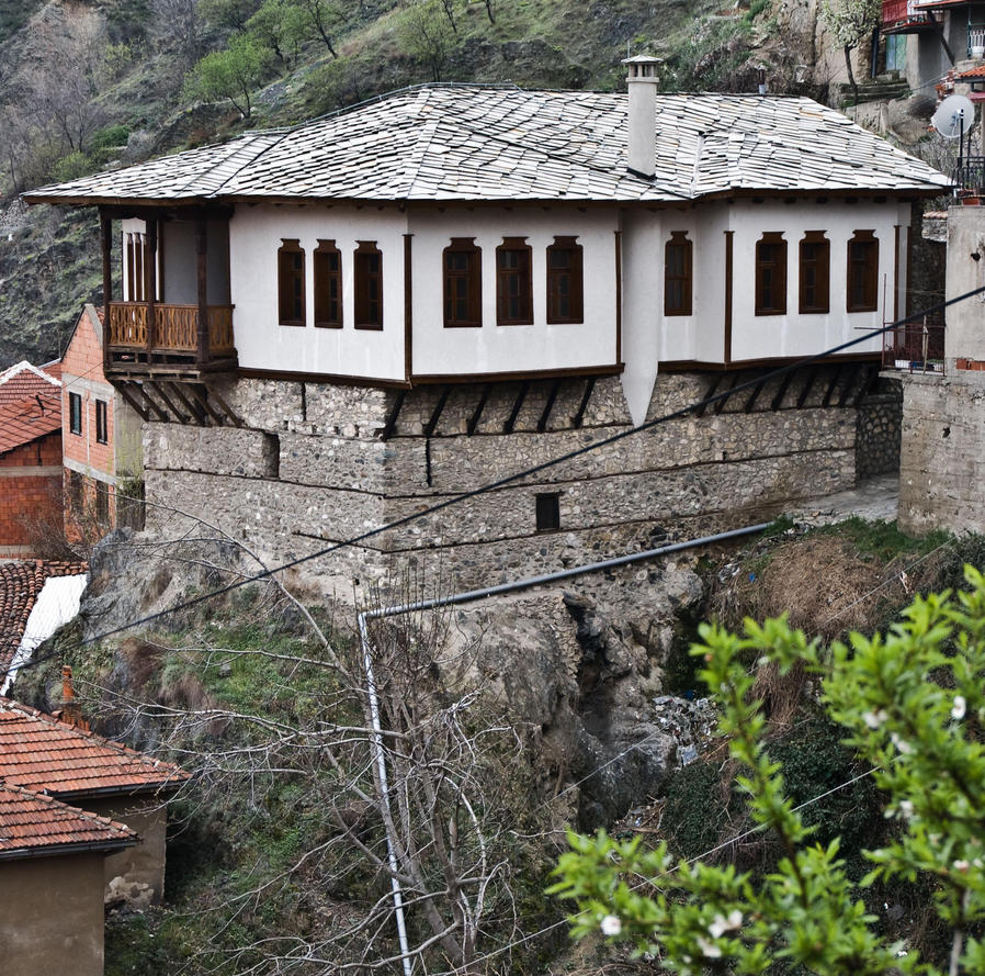 House built on a rock by mikithemaus on deviantart for Cost to build a house in little rock