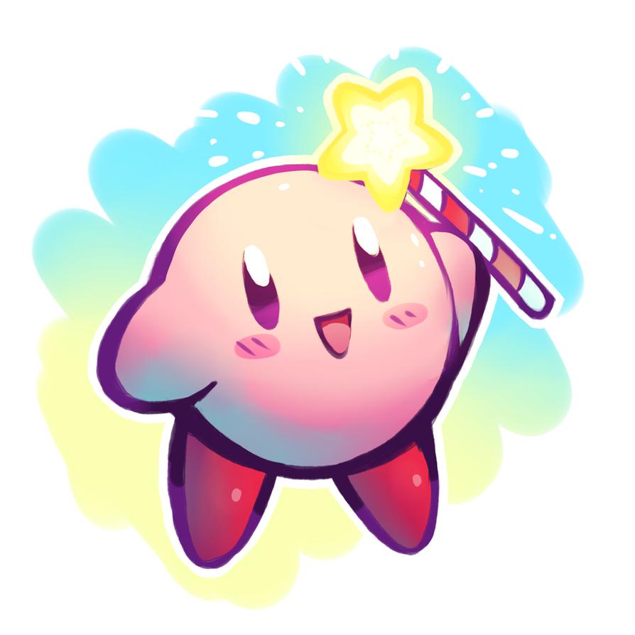 Kirby by limb92 on DeviantArt