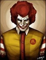 Mr. McDonald by ginoroberto