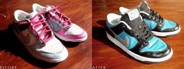 Custom Nike Dunks