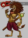T.W.O.: Lion