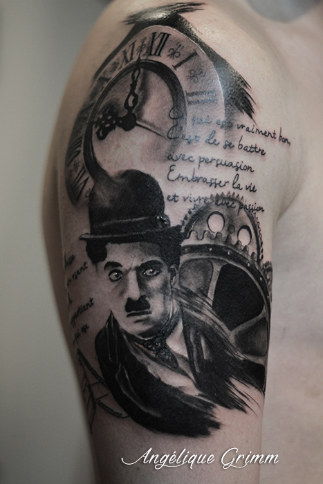 top chaplin poster images for pinterest tattoos. Black Bedroom Furniture Sets. Home Design Ideas