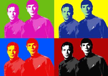 Star Trek by happyfear