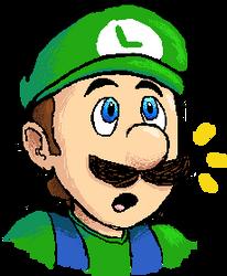 The Luigi by happyfear