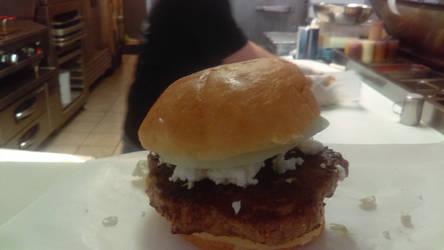 Lamb Burger by XLRP