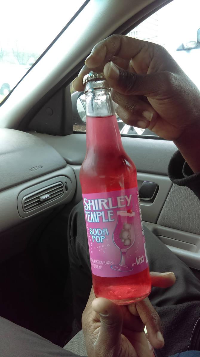 Shirly Temple Soda
