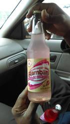 Ramblin Rose Cream Soda by XLRP