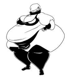 Big ol Shiri by hocuspukeus