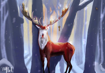 Starless Sea Stag