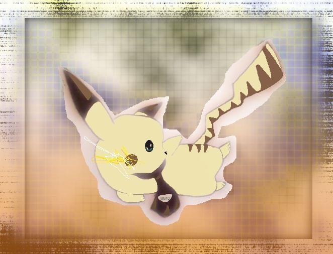 MM40 Pikachu by MANICMONKEY40