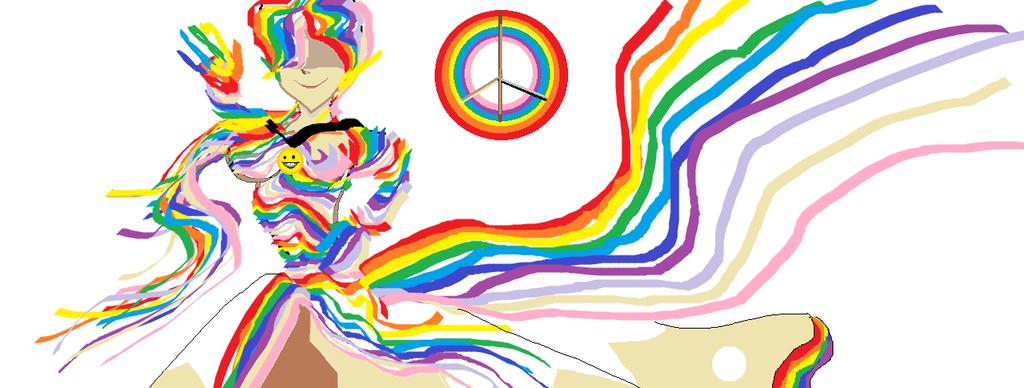 My Peace Woman by MANICMONKEY40