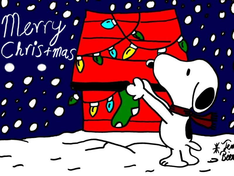 Snoopy christmas by spazzmatazzle on deviantart snoopy christmas by spazzmatazzle voltagebd Image collections