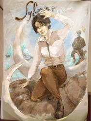Syberia by wohhenry