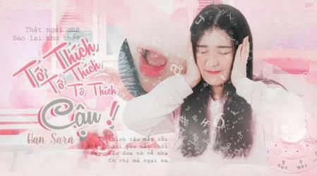 I like You - Han Sara by SioYeong