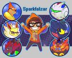 For SparkFalzar