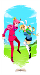 Adventure Time: Gumball and Fionna