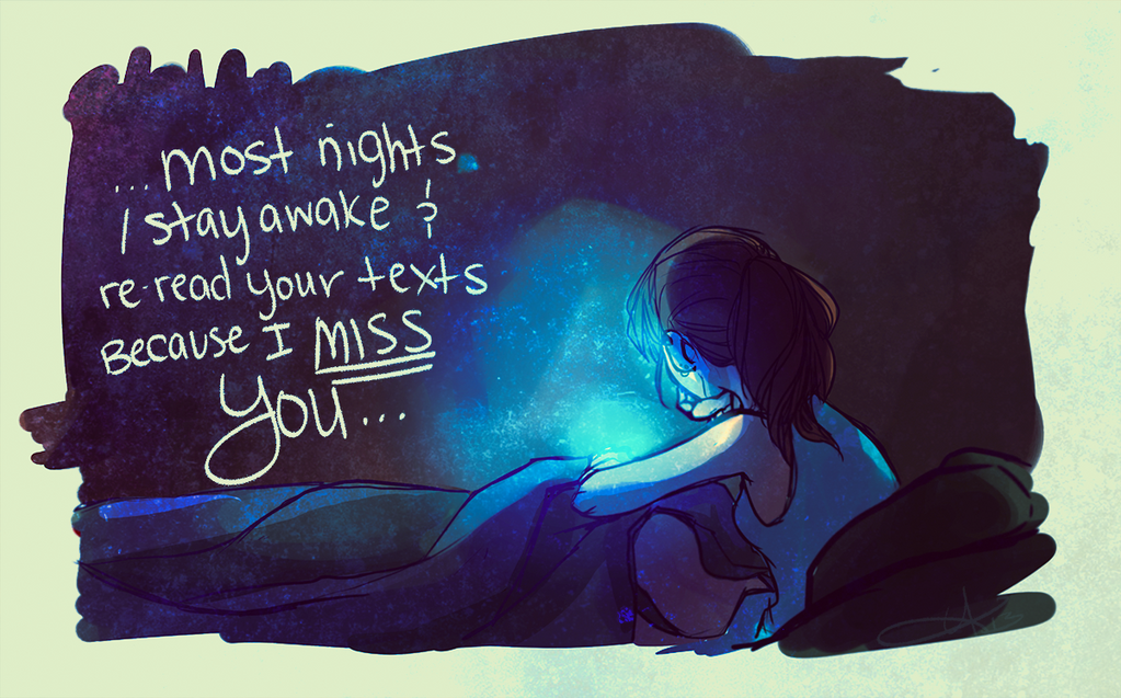 Most Nights... by tabby-like-a-cat