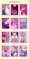 Adventure Time Valentine Time