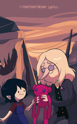 Adventure Time: I Remember You by tabby-like-a-cat