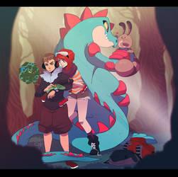 Pokemon: Lost in Ilex Forest