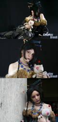 Cosplay: Lulu - Final Fantasy X by VamprincessThamy