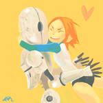 I Love! Robot
