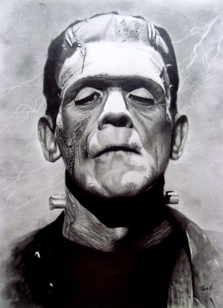 Frankenstein by happytrenty on DeviantArt