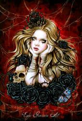 Mad Queen Alice by EnysGuerrero