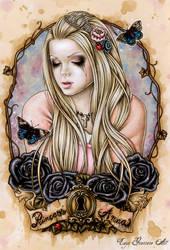 Princess Anna by EnysGuerrero