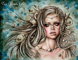 'Siren Princess' by EnysGuerrero