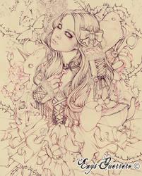 Natanya's Wonderland Sketch