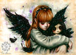 Give me my wings by EnysGuerrero