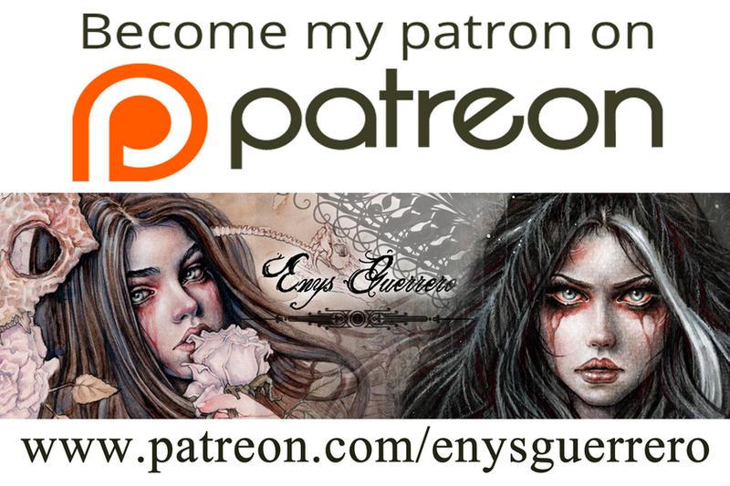 Enys Guerrero on Patreon by EnysGuerrero
