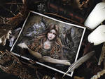 'The Goddess Minerva  Commission