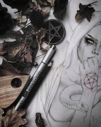 Astral Aabbat Sketch by EnysGuerrero