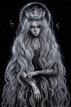 The Queen of The Dark Forest