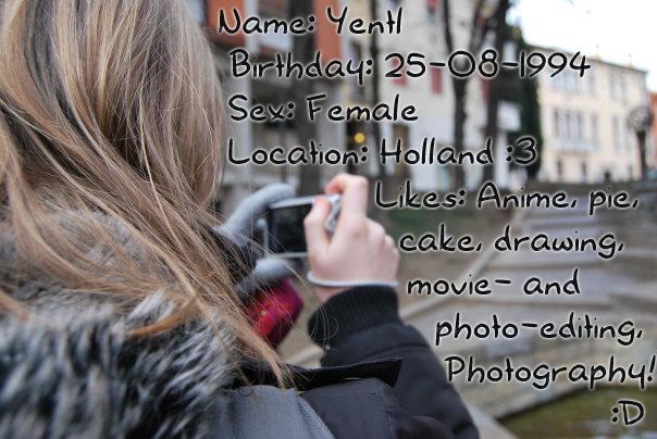 RedYentl's Profile Picture