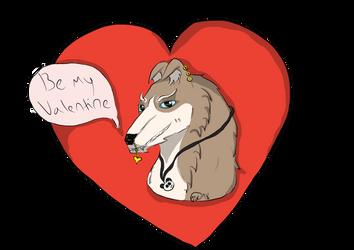 Vaino valentine by RiverPrime