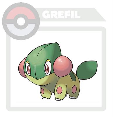 Grefil - Cromo, Zircon, Ambar by PokeRinash