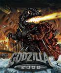 Godzilla 2000 color
