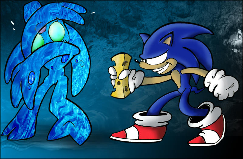 Sonic:Chaos greatest fear 2.0 by Amwuensch on DeviantArt  Sonic:Chaos gre...