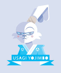Usagi Yojimbo by Helbetico