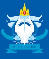 Rey Helado by Helbetico