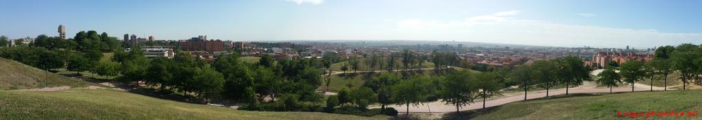 Madrid city. #1 by RayneGoth