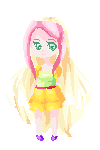 Eleena Pixel by Magic-Moon-Dust