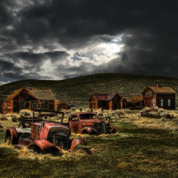 Bodie Ghost Town By La-Vita-a-Bella On DeviantArt